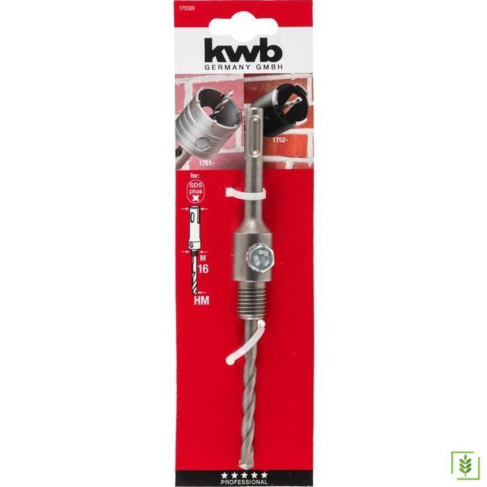 Kwb 175320 Sds Plus Panç Adaptör
