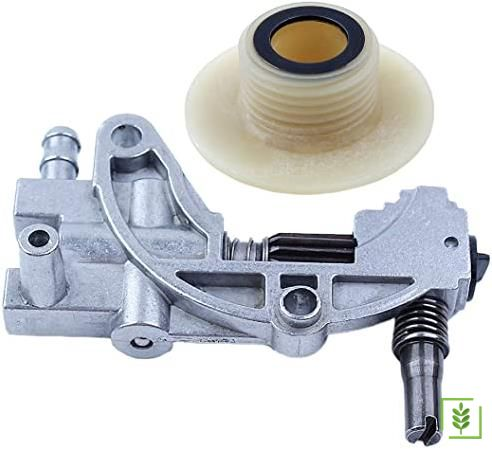 Motorlu Testere 4500-5200 Yağ Pompası Ve Dişli Seti