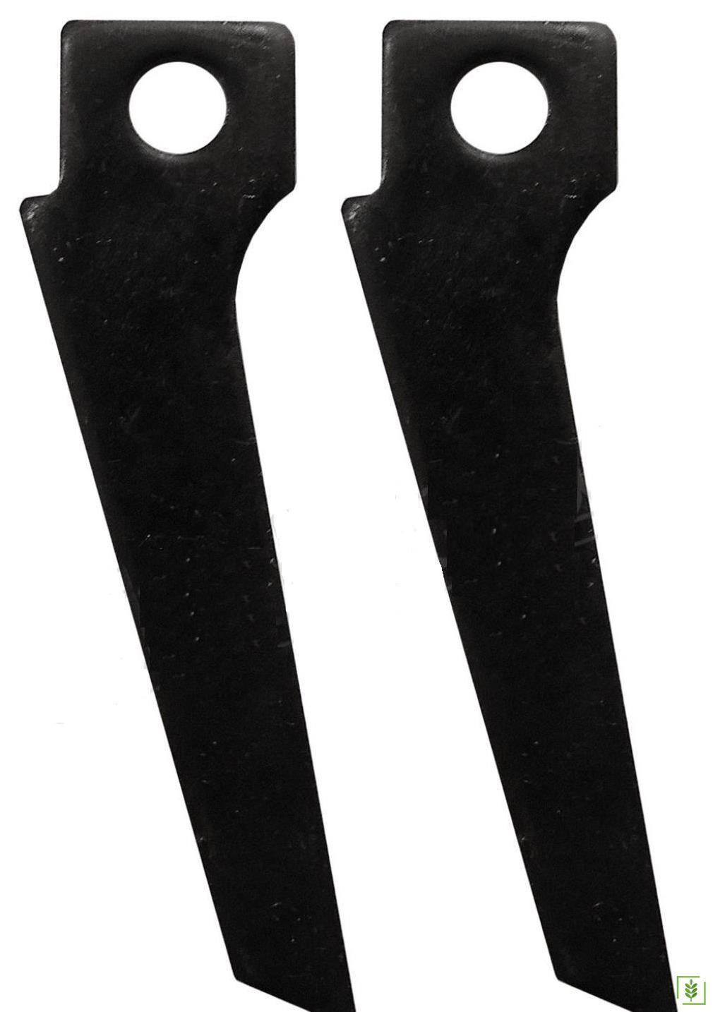 Motorlu Tırpan Çapa Yedek Bıçağı 2 Adet