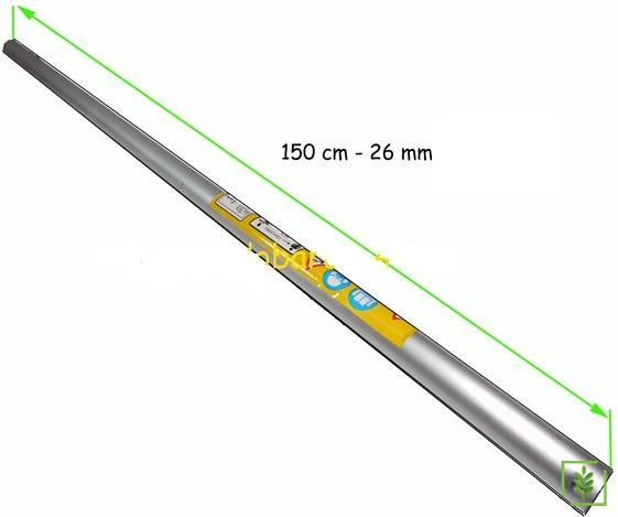 Motorlu Tırpan Şaft Borusu 26 mm 150 cm