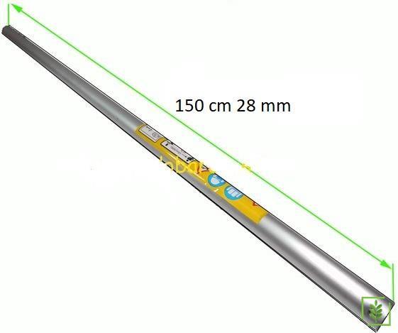 Motorlu Tırpan Şaft Borusu 28 mm 150 cm