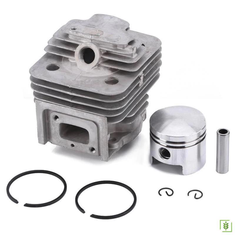Motorlu Tırpan Silindir Ve Piston Set 44 mm
