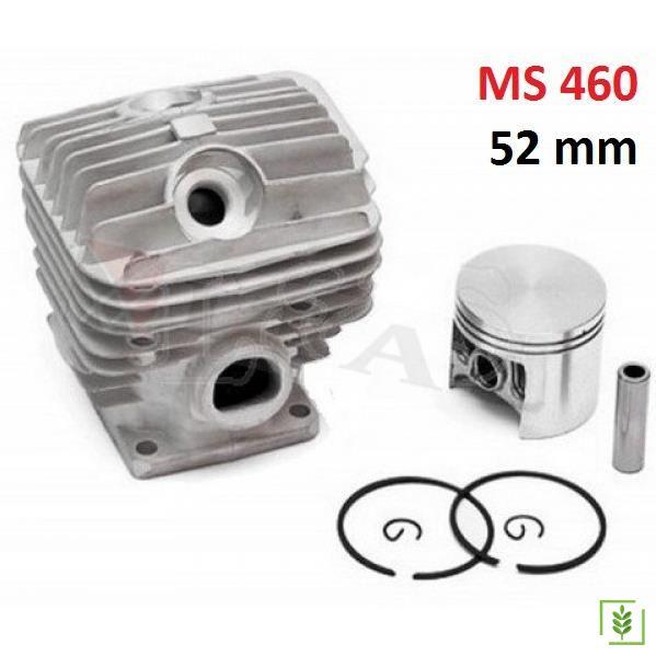 MS 460 Silindir - Piston 52 mm