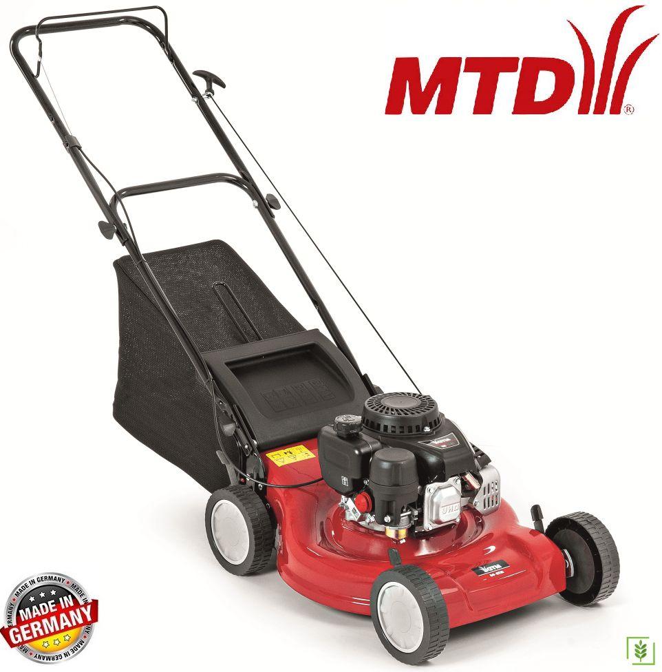 Mtd Smart 46 PO Benzinli Çim Biçme Makinası