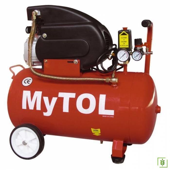 MYTOL Yağlı Tip Hava Kompresor 50 Lt 2 Hp