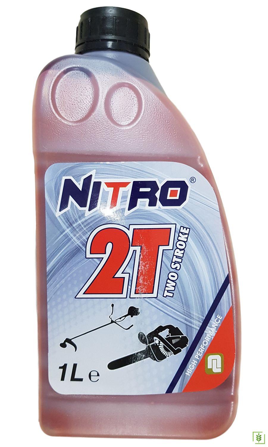 Nitro 2T Benzin Karışım Yağı 1 lt