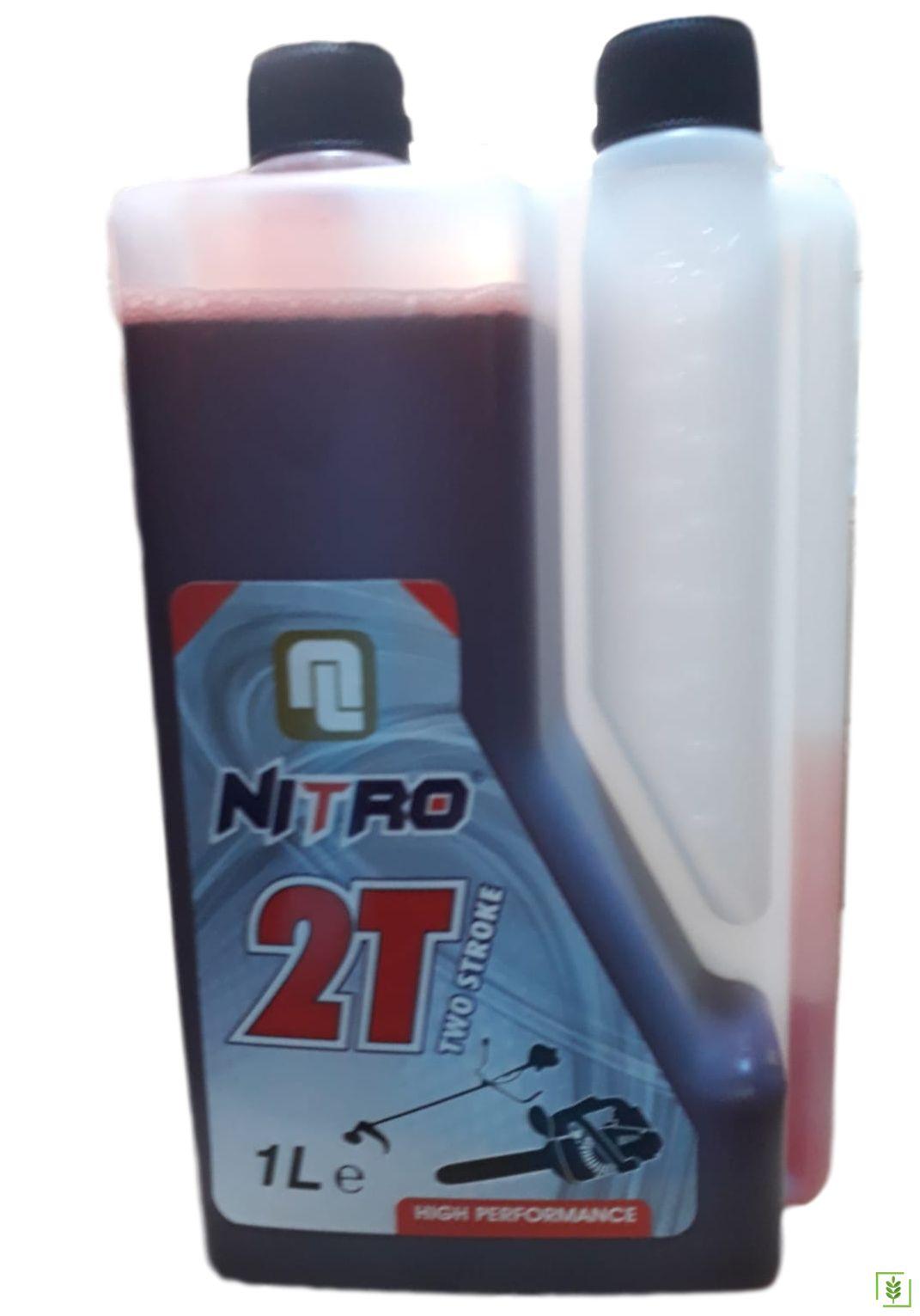 Nitro 2T Benzin Karışım Yağı Ölçekli 1 lt