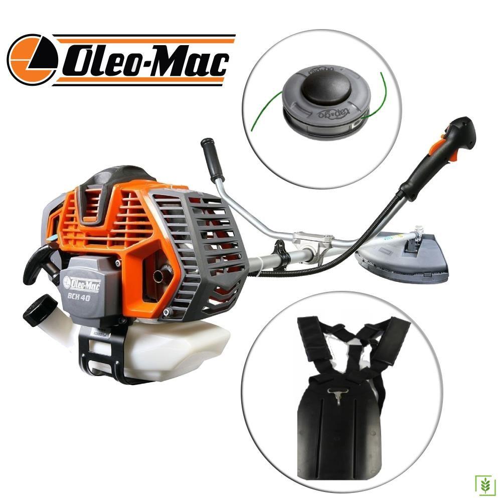 Oleo-Mac BCH 40T Profesyonel Benzinli Motorlu Yan Tırpan