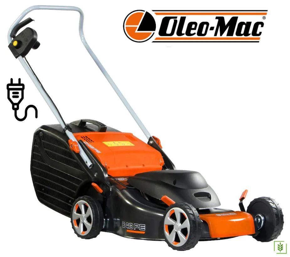 Oleo-Mac G48PE Comfort Plus Elektrikli Çim Biçme Makinası