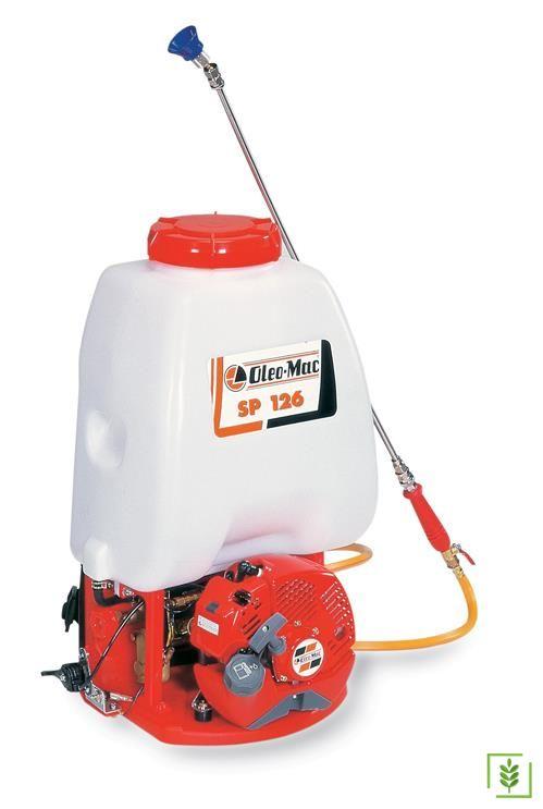 Oleo-Mac Sp 126 Benzinli İlaçlama Pülverizatör