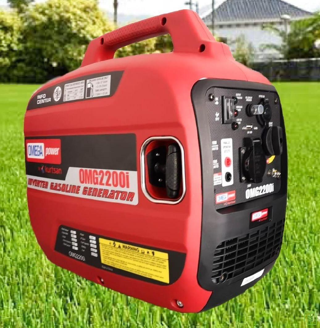Omega OMG-IN2200İ İnverter Sessiz Benzinli Jeneratör