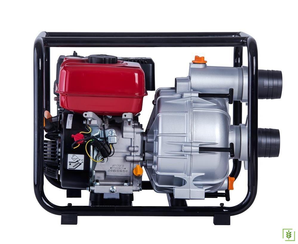 Omega WTP-80 Benzinli Kirli Su Pompası 3x3