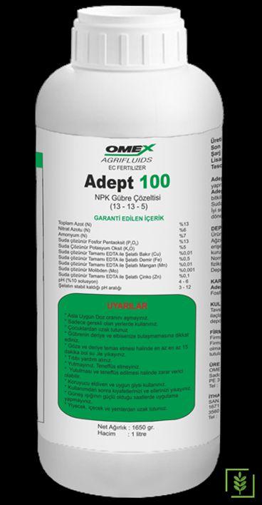 Omex Adept 100 NPK Gübre Çözeltisi 1 lt
