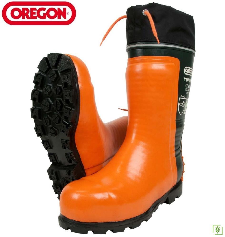 Oregon 295385/40 Zincir Kesmez Çizme 40 Numara