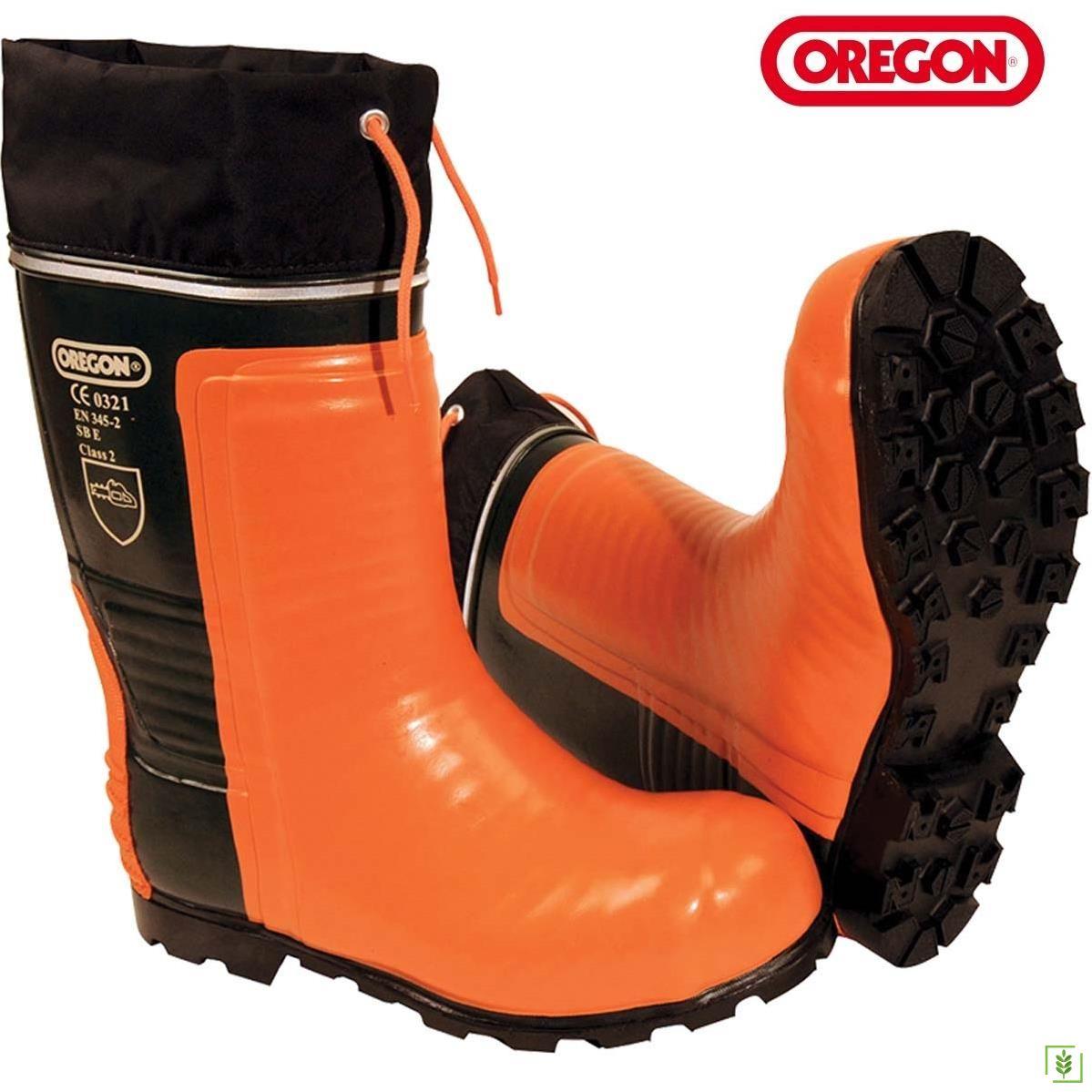 Oregon 295385/43 Zincir Kesmez Çizme 43 Numara