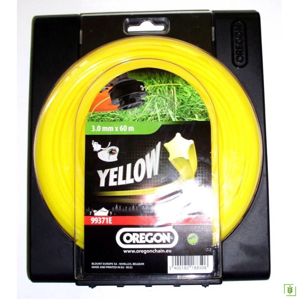 Oregon Misina 3.0 mm 60 m Yellow