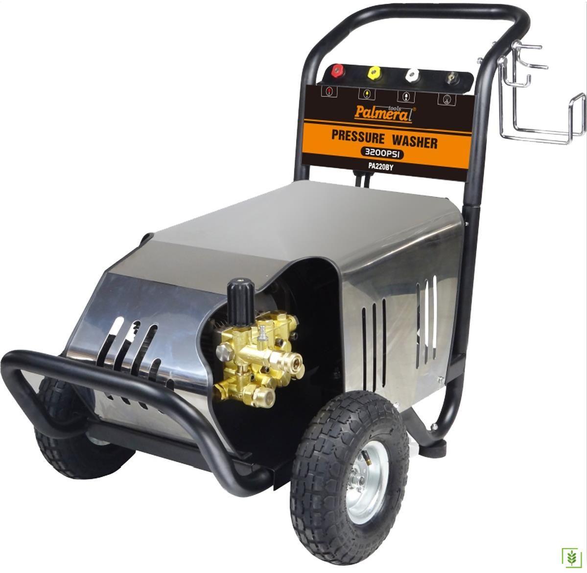 Palmera PA220BY Basınçlı Yıkama Makinası Trifaze 7.5 Hp