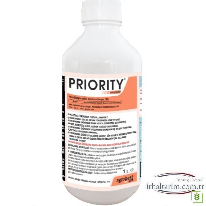 Priority Organik Kırmızı Örümcek İlacı