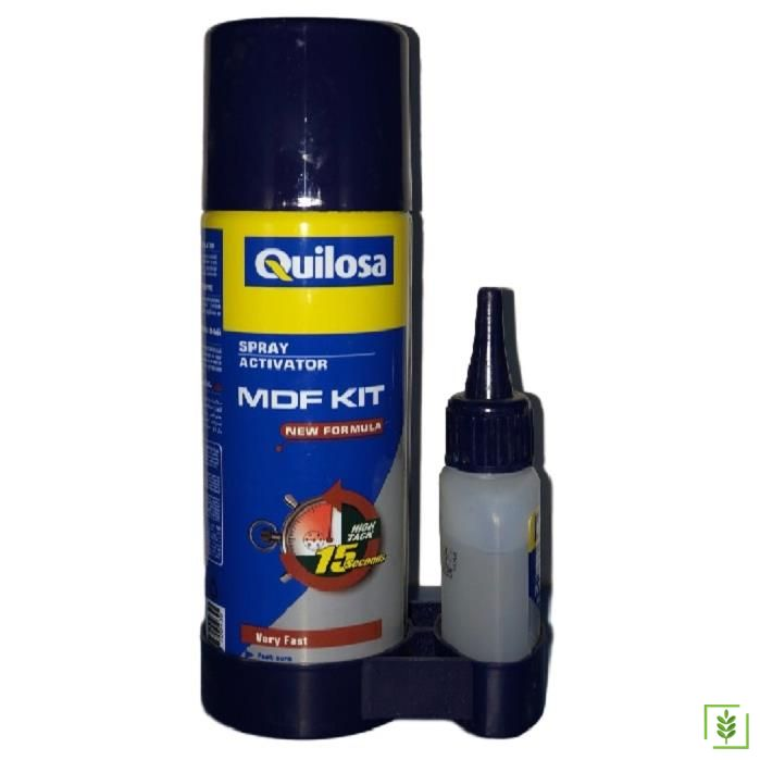 Quilosa Hızlı Yapıştırıcı 200ml + 50gr