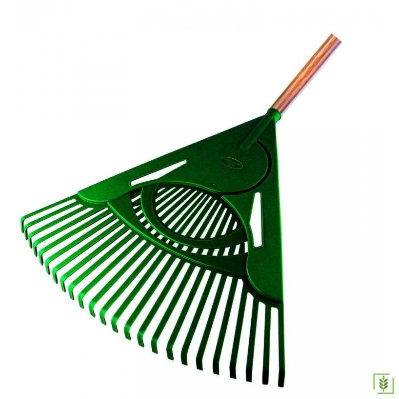 Raco Expert 53726 Plastik Çim ve Yaprak Toplama Tırmığı