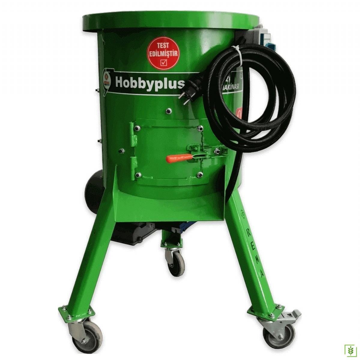 Rema Hobby Plus Ceviz Soyma Makinası 35 Lt