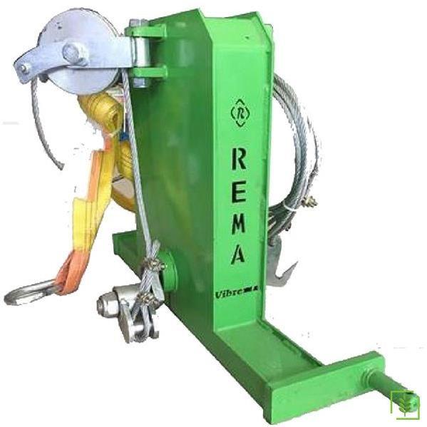 Rema Vibrema Standart Ceviz Silkeleme Makinası