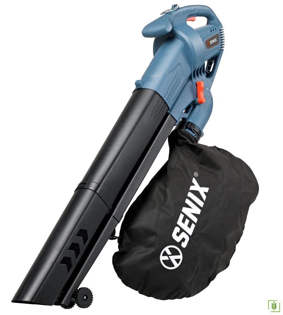 Senix BLVE22-M-EU Elektrikli Yaprak Üfleme Toplama Makinesi 2500 watt