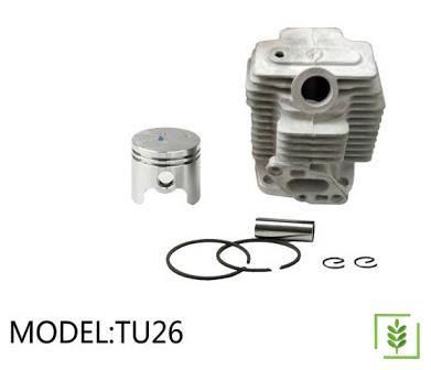 Silindir Piston Seti TU26 33 mm