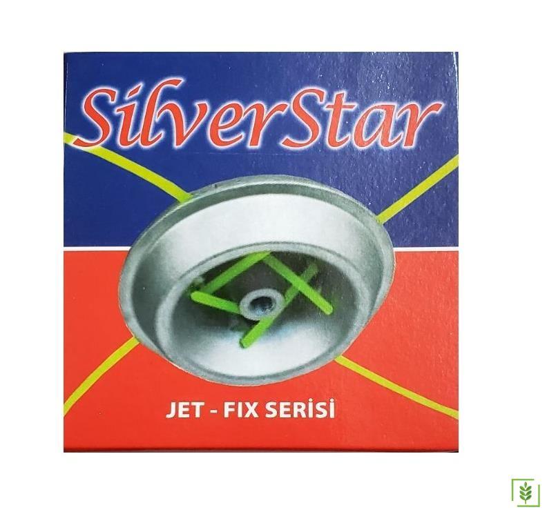 Silverstar Motorlu Tırpan Jet-Fix 4'lü Kolay Başlık