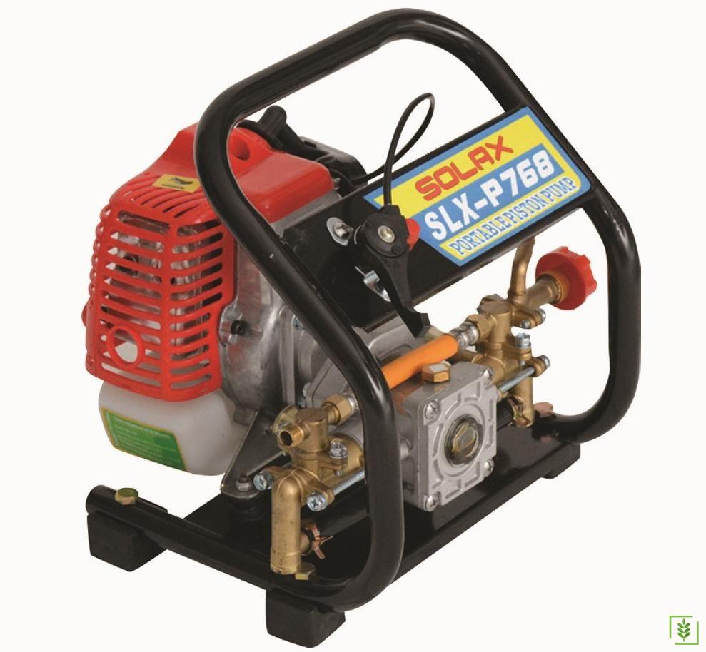 Solax SLX-P768 Benzinli Seyyar İlaçlama Makinası