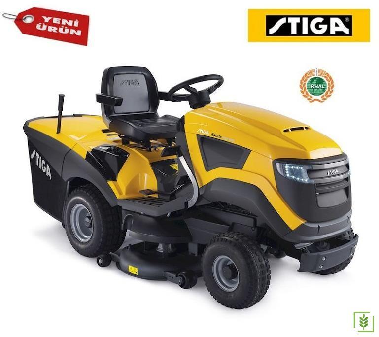 Stiga Estate 7122 HWSY Çim Biçme Traktörü