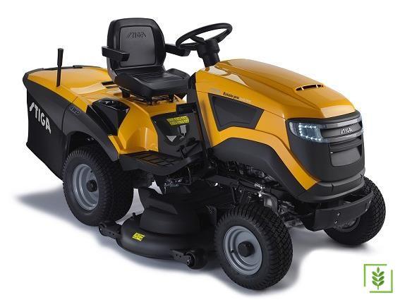 Stiga Estate Pro 9122 HWSY 4x4 Çim Biçme Traktörü