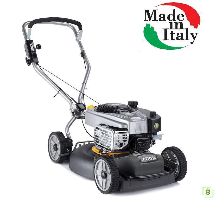 Stiga Multiclip Pro 53 SB Sepetsiz Çim Biçme Makinası