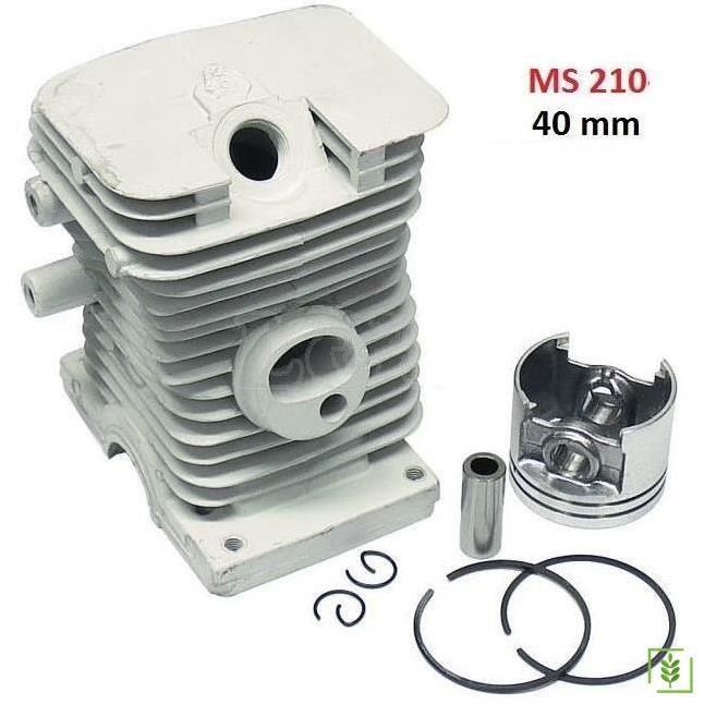 Stıhl MS 210 Silindir Piston Set 40 mm