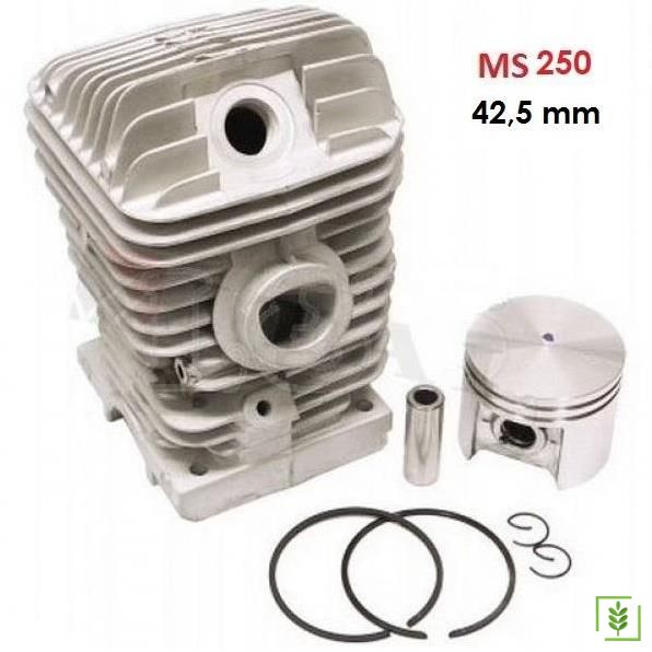Stıhl MS 250 Silindir Piston Seti 42,5 mm