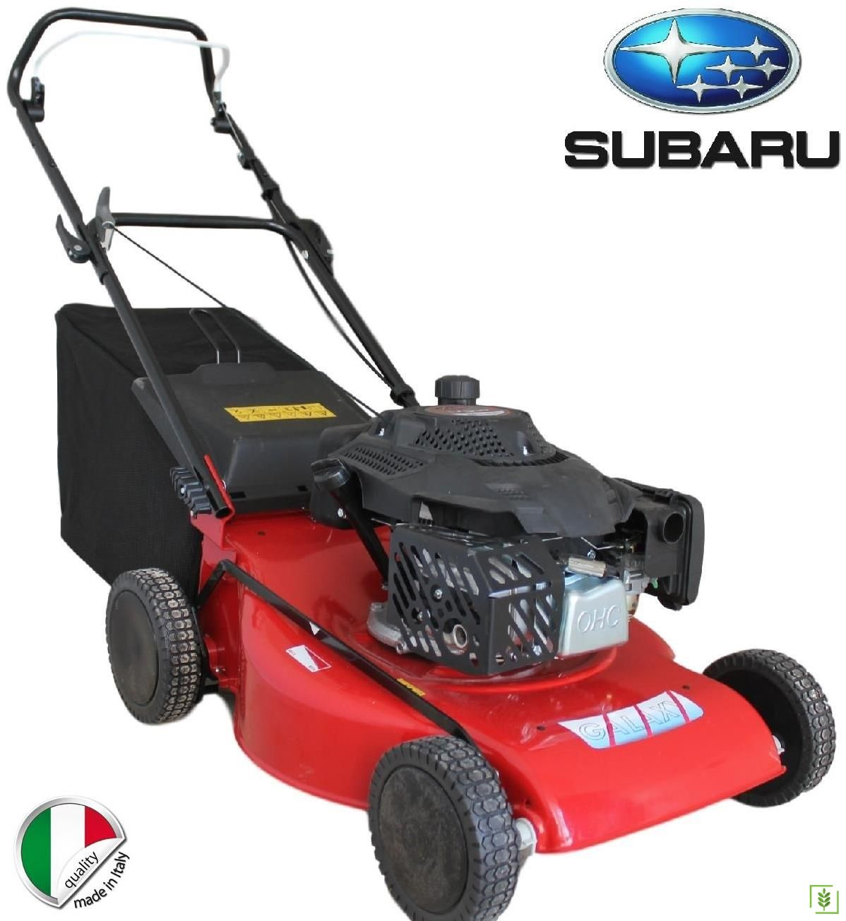 Subaru Motorlu Galaxy GX-53 İtmeli Çim Biçme Makinası
