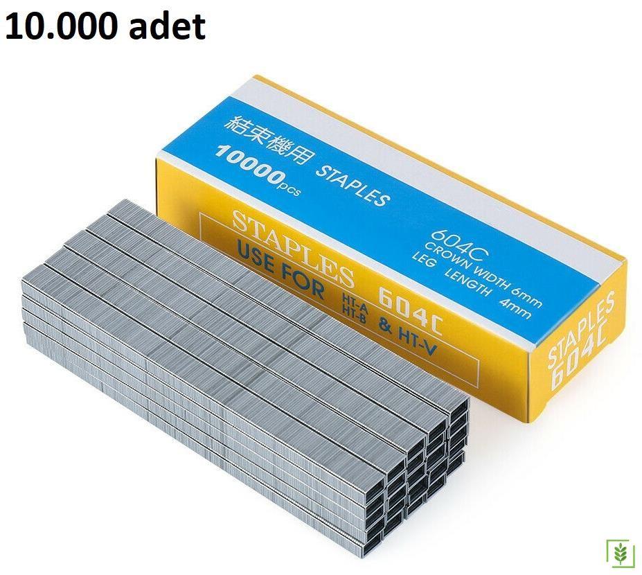 Suca Sc-8901 Bitki Bağlama Zımba Teli  - 10.000 Adet