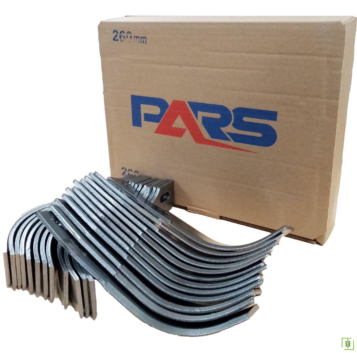 Taral Dizel Modeller Süper Çelik Çapa Bıçakları 26 cm 32 Ad.