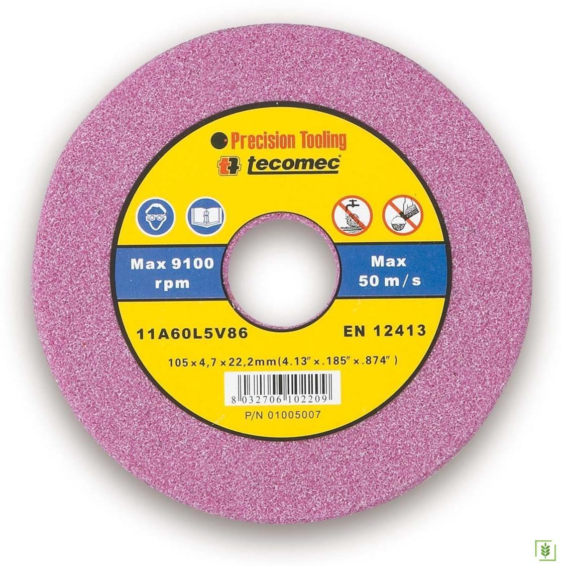 Tecomec Zincir Bileme Diski 105x22x4.7 mm 3/8-404