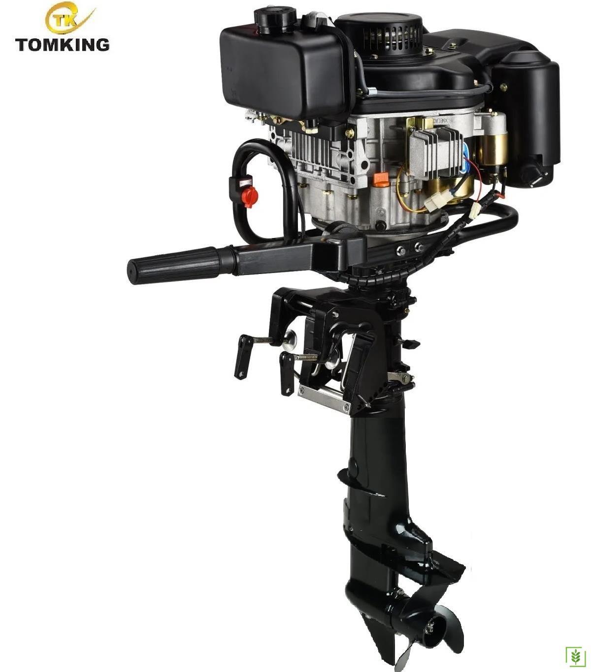 Tomking TKDS173F Dizel Marşlı Tekne-Bot Motoru 8 Hp