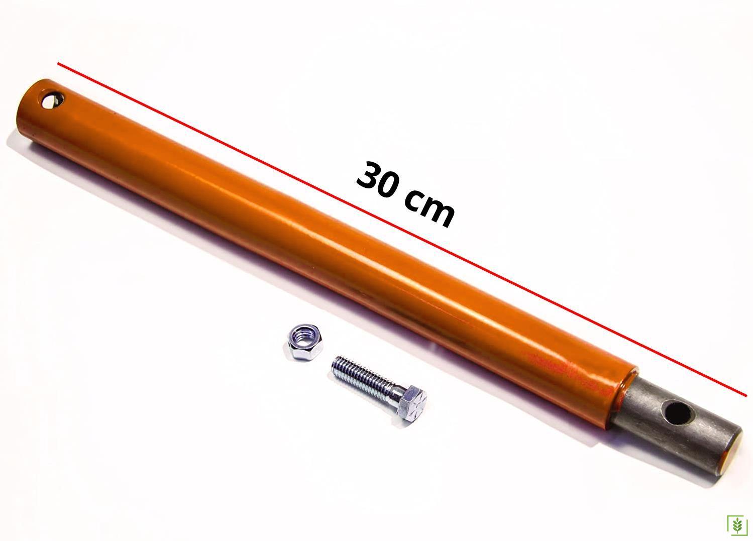 Tomking Toprak Burgu makinası Uzatma Aparatı 30 cm
