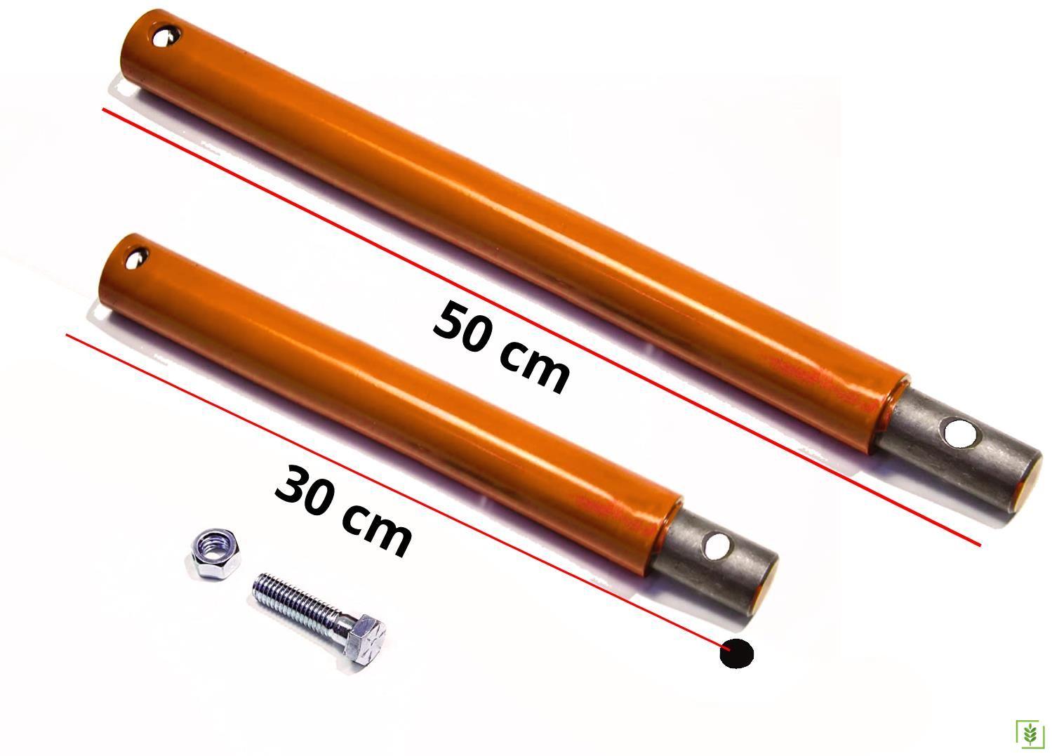 Tomking Toprak Burgu Makinası Uzatma Aparatları 30/50 cm