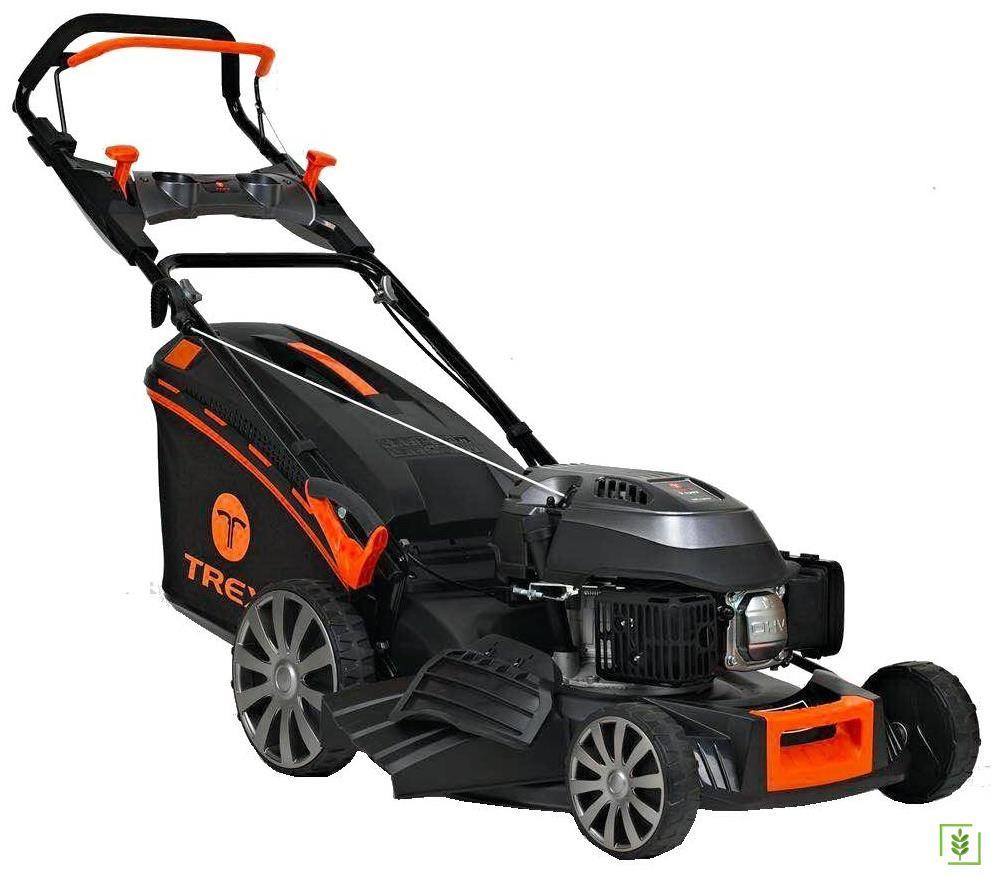 TREX G53 PHL-T Benzinli İtmeli Çim Biçme Makinası