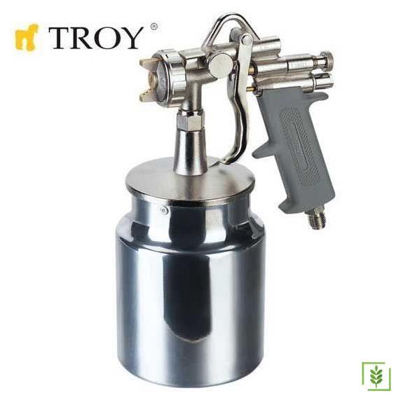 Troy 18678 Alttan Beslemeli Boya Tabancası 1.8 mm