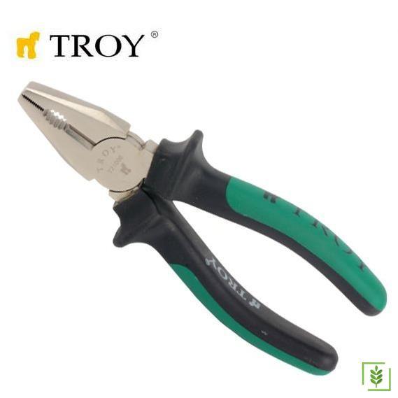 TROY 21006 Kombine Pense (160 mm)
