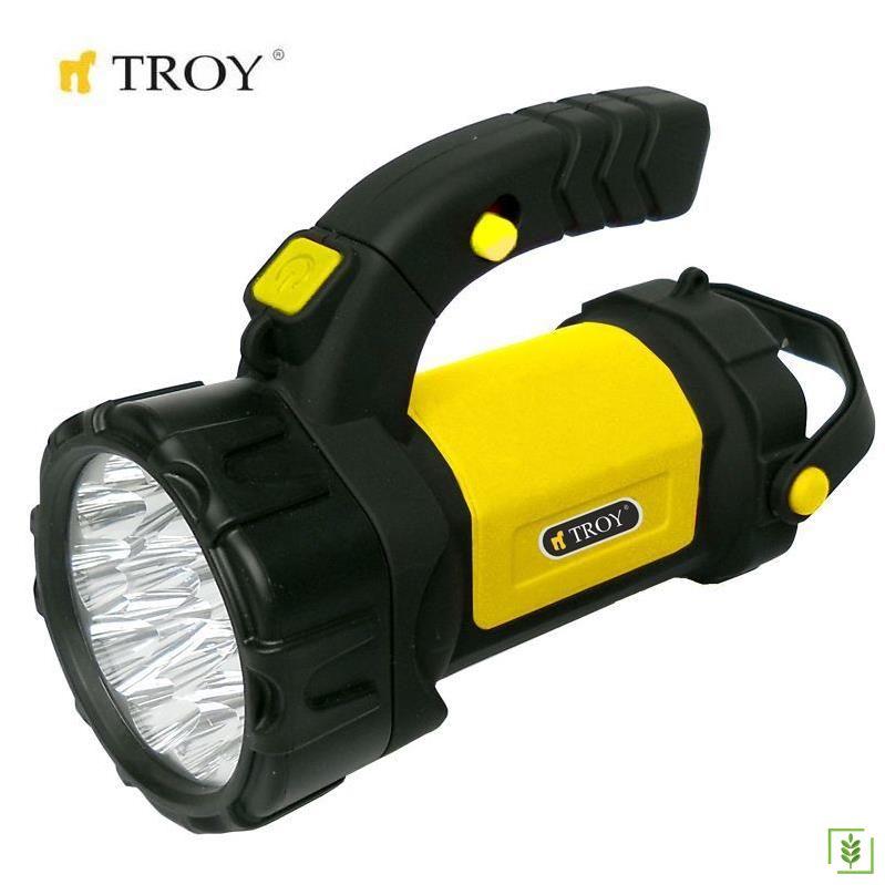 TROY 28051 Şarjlı El Feneri