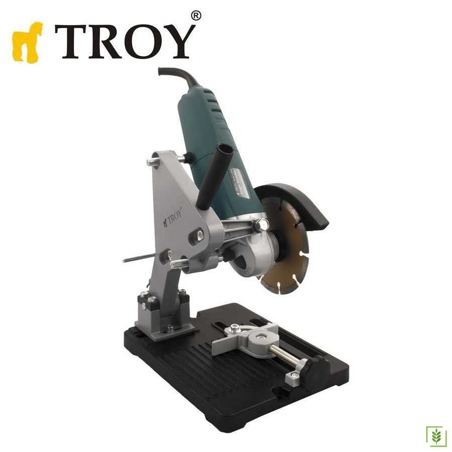 TROY 90008 Avuç Taşlama Sehpası, 100-125mm