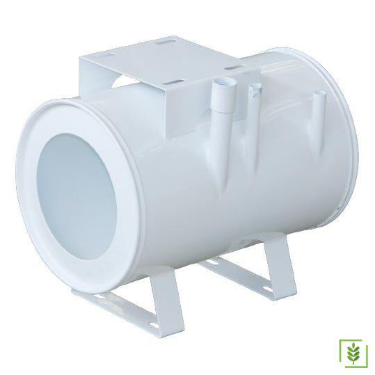 Vakum Tankı Düz Şeffaf Kapaklı - Yağlı