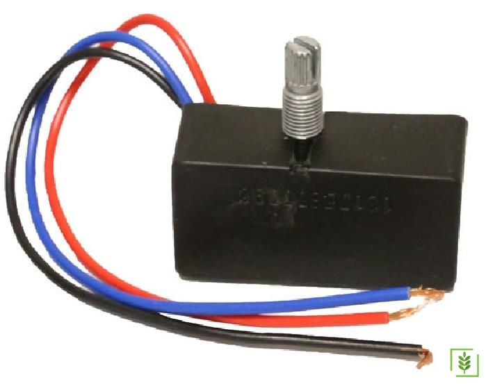 Veta VT16A MD18 Akülü İlaçlama Pompası Devir Anahtarı