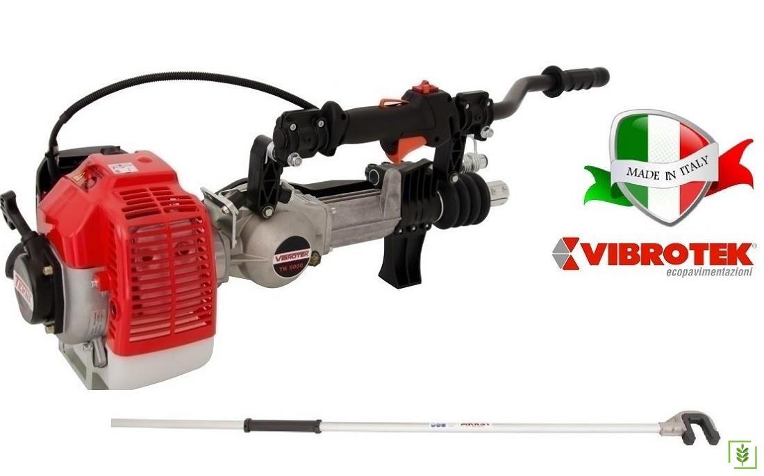Vibrotek TK 5000 Zeytin Hasat Makinası